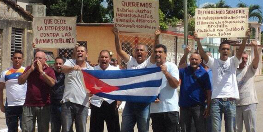 Human Rights Movement: Network Building in Cuba