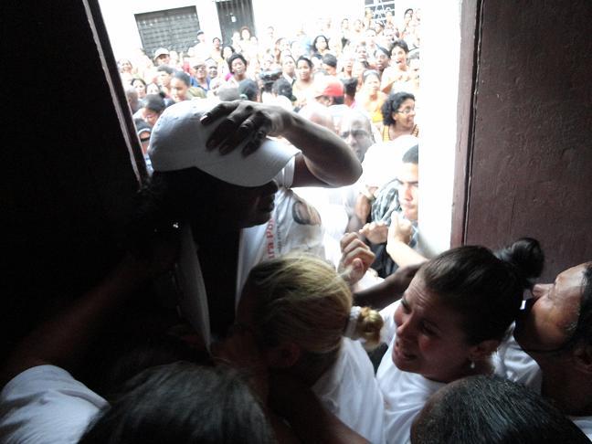 Capturando la atención del mundo sobre los temas de derechos humanos de los cubanos