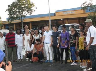 SUSP 2014 Inaugural Class Group 3 Cuba