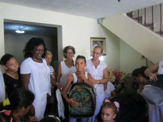 how to help cuban children