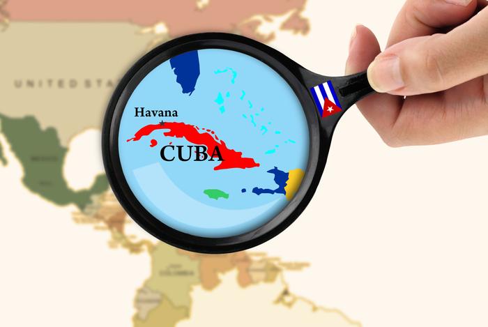 Cuba: El único país de América Latina calificado como 'no libre' en cuanto al acceso a Internet.