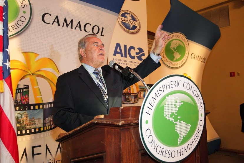 Joint declaration by powerful Chambers of Commerce brings hope  for future of Democracy & economic development in the Americas.