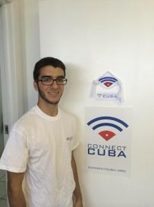 Genio de Hialeah quiere abrir camino para libre internet en Cuba