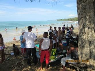UNPACU Beach Trip 5