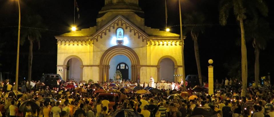 Cuba's civil society celebrates Virgin of Charity