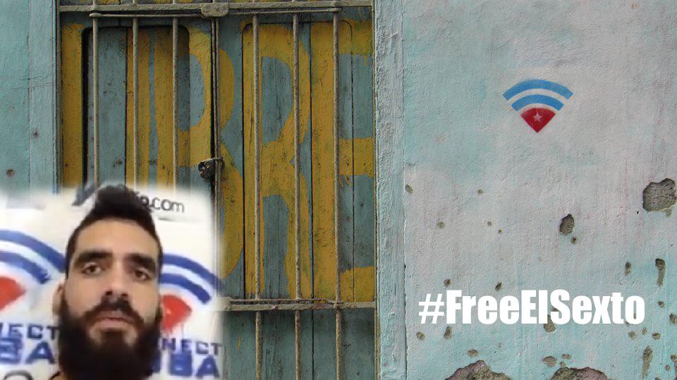 """El Nuevo Herald declara """"libertad para El Sexto"""" y menciona campaña Conecta Cuba"""