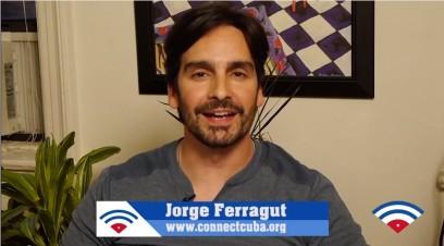 Jorge Ferragut Cover Shot Connect Cuba
