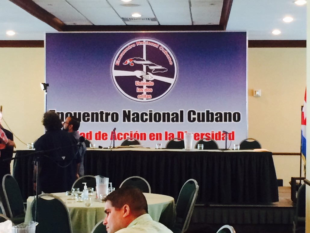 San Juan Declaration from the First Cuban National Encounter