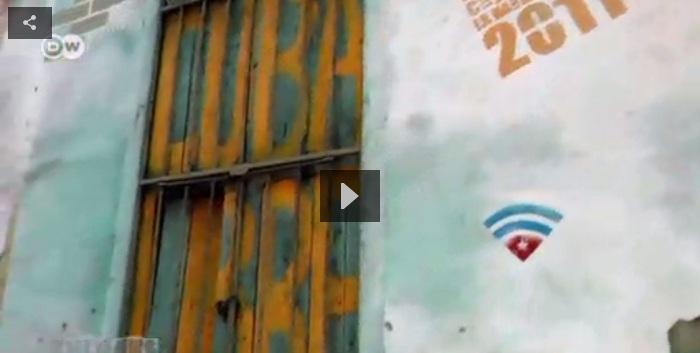 D.W. Publica informe sobre WiFi Limitado, Censurado en Cuba