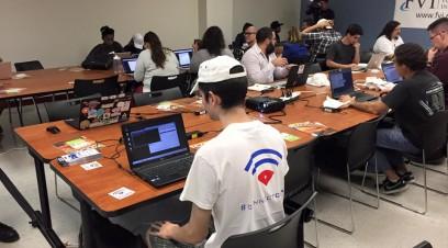 Hey Cuba Hackathon Pic 2016