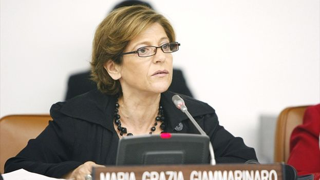 Open Letter To Ms. Maria Grazia Giammarinaro, Special Rapporteur Of The United Nations On Human Trafficking, Especially in Women And Children