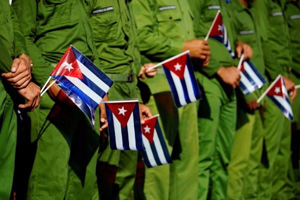 Cuba: heading to a shipwreck