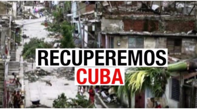 GANADORES DEL CONCURSO RECUPEREMOS CUBA