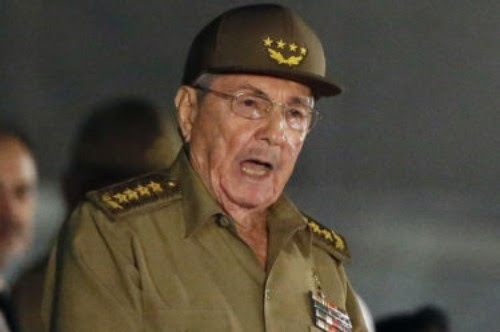 "Raúl Castro: After him, a biblical ""Universal Flood""?"