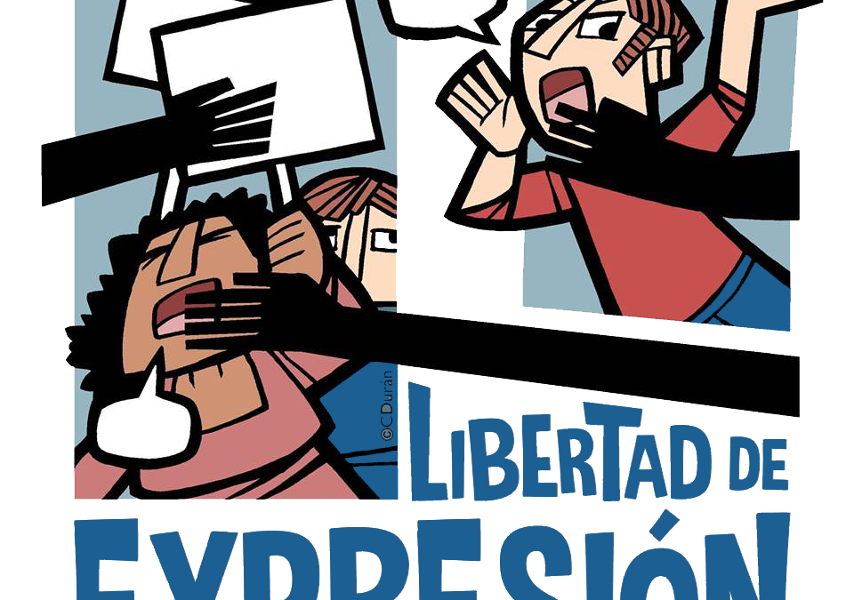 Freedom of expression under a renewed siege