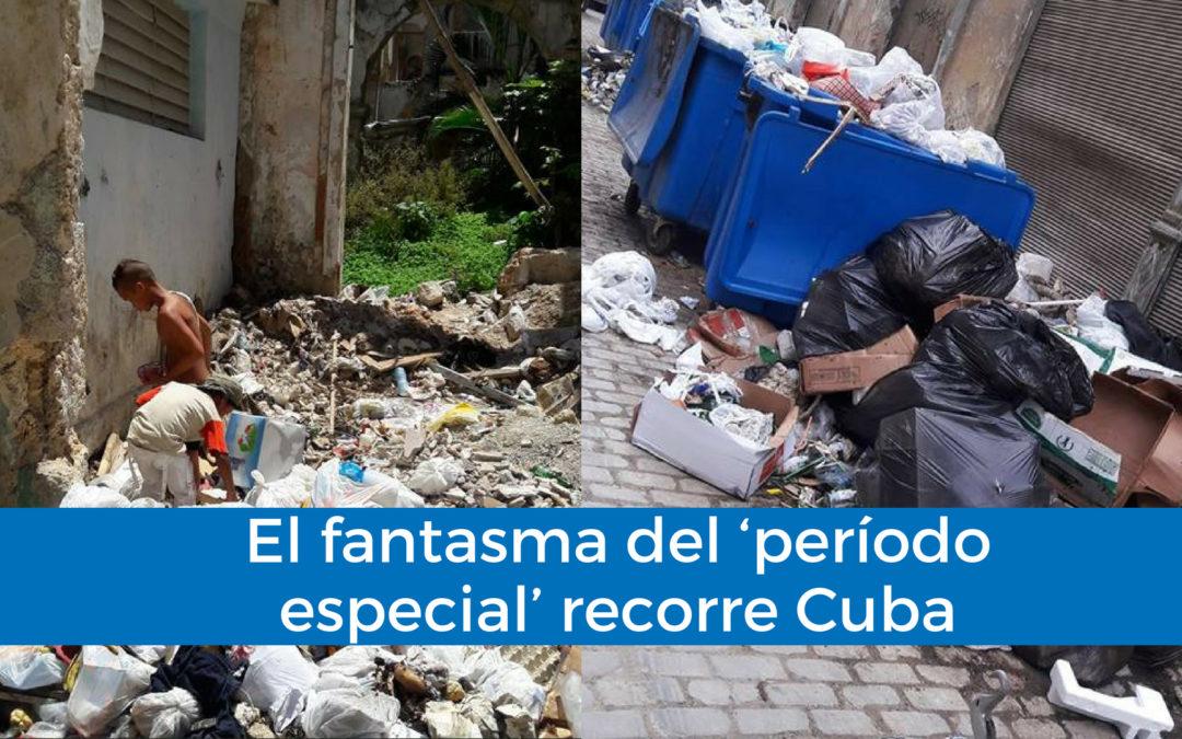 El fantasma del 'período especial' recorre Cuba