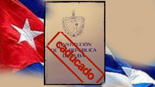 CUBA: THE END OF A CONSTITUTIONAL FARCE