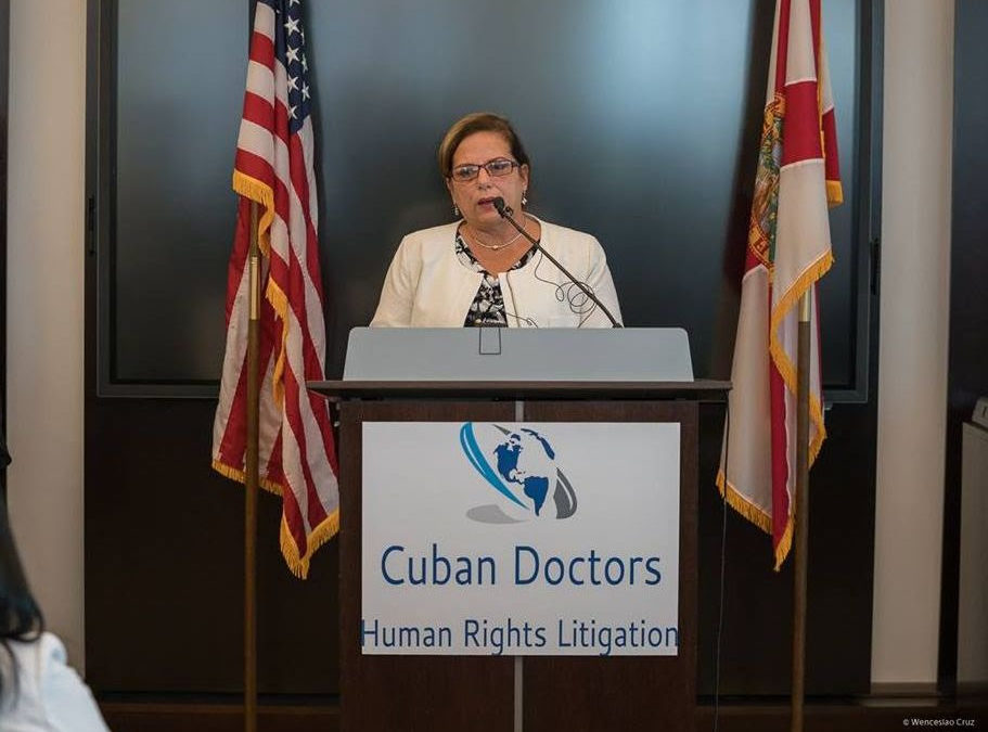 CUBAN DOCTORS IN PURSUIT OF JUSTICE
