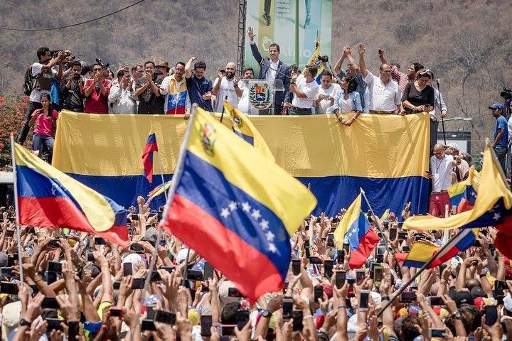 PARA AYUDAR A GUAIDÓ NO BASTAN DENUNCIAS Y DECLARACIONES DE CONDENA