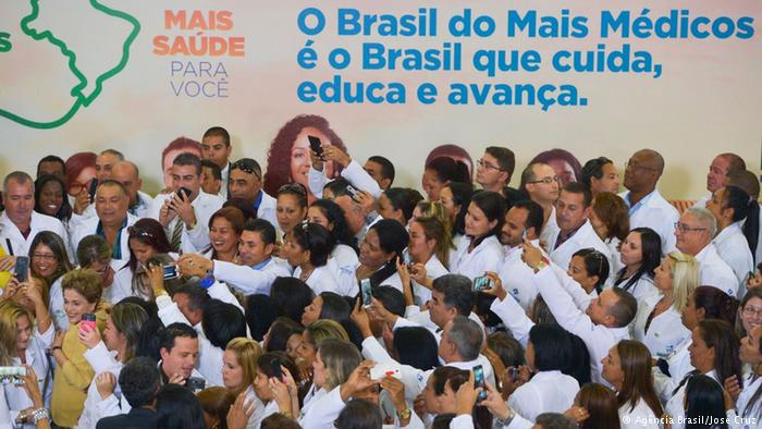 THE FOUNDATION FOR HUMAN RIGHTS IN CUBA CONGRATULATES THE INITIATIVE OF THE MINISTRY OF HEALTH OF BRAZIL ON CUBAN DOCTORS