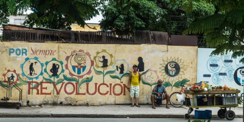 Un Concurso Ayuda a Los Cubanos a Pensar Más Allá Del Comunismo