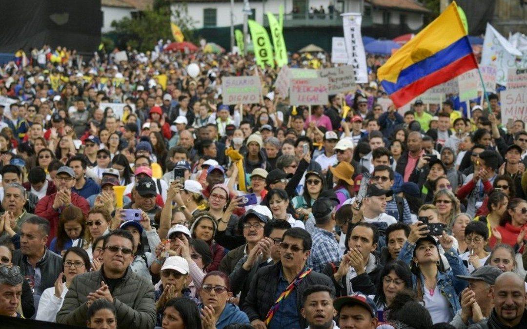 Democracia colombiana rechaza asalto de Cubazuela