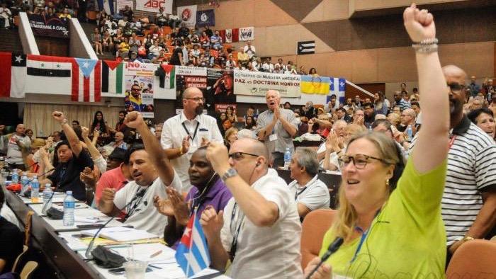 Cubazuela's counteroffensive
