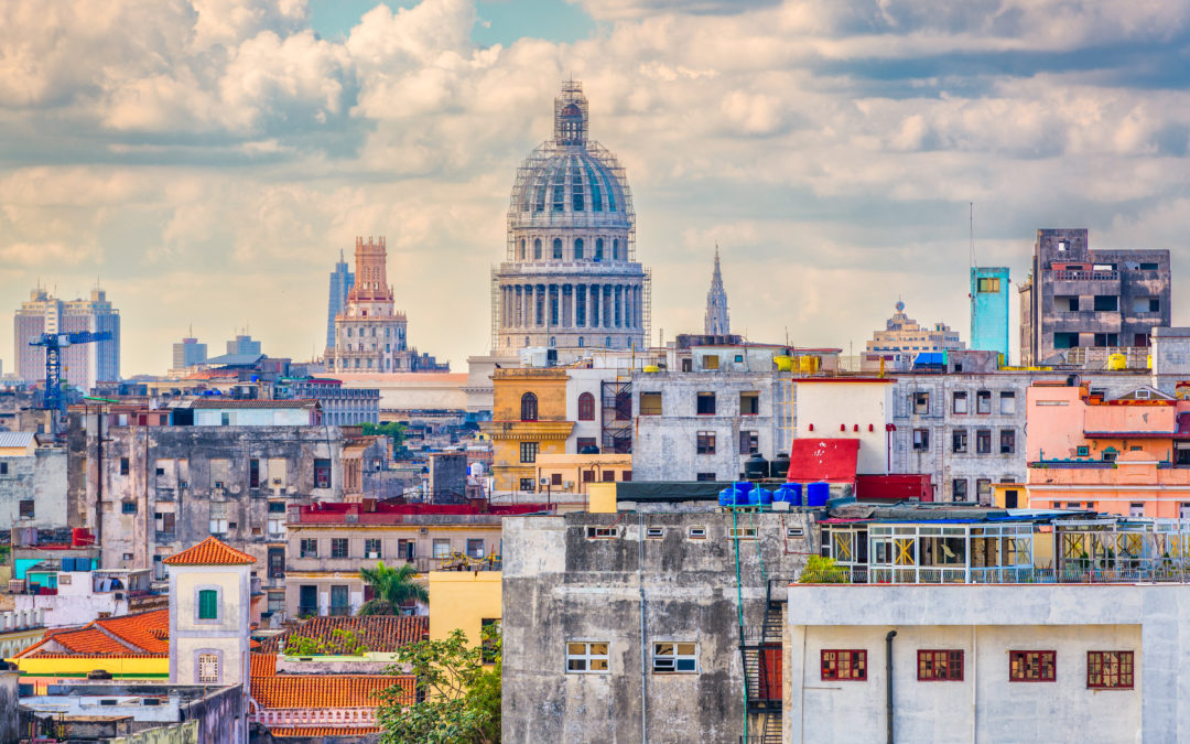 Cuba tourists barely pass 4 million, in disappointing result