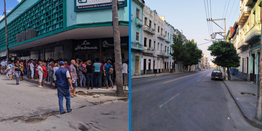 Alert! Cuba: Prophylaxis or State of Siege?