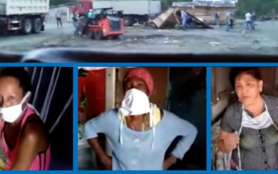 Desalojos a los Sintecho en Cuba