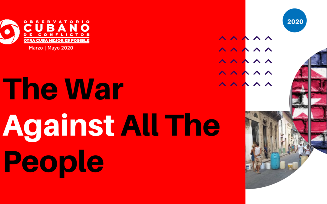 The War Against All The People