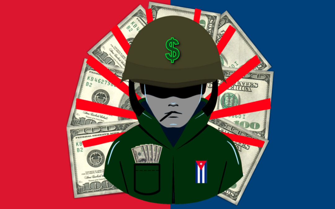 The return of the dollar and Cuba's New Mafia State
