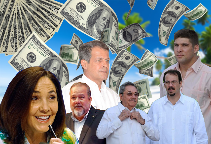The New Cuban elite wants to live a genuine bourgeois life